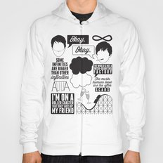 The Fault In Our Stars Collage Hoody