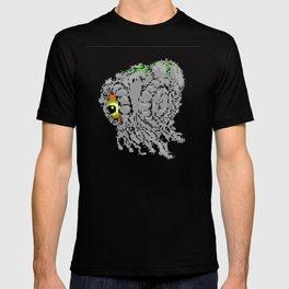 battle damaged hedorah T-shirt