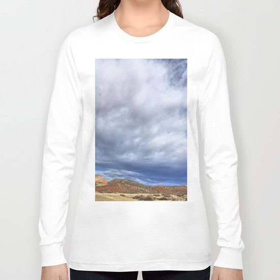 Red Mountain Open Space Long Sleeve T-shirt