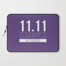 11.11 LIGHT WORKER Laptop Sleeve
