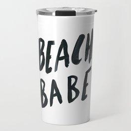 Beach Babe Travel Mug