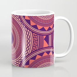 Ethnic Medallion Coffee Mug
