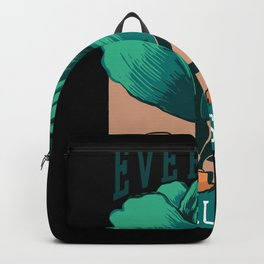 Everyday I'm brusselin' Backpack