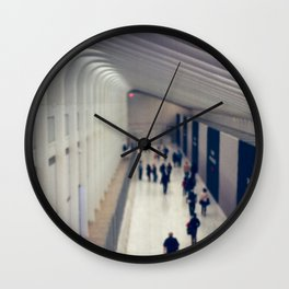 World Trade Center, Freedom Tower Transit Center Wall Clock