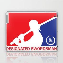 Designated Swordsman Laptop & iPad Skin