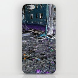 Detroit After Midnight iPhone Skin