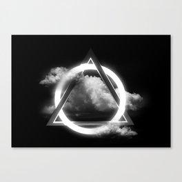 Sacred Geometry - Trinity  06 Canvas Print