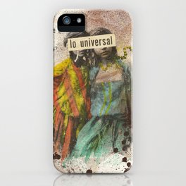 Lo Universal iPhone Case