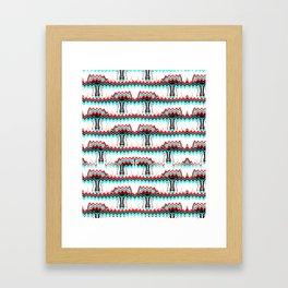 Imagine Tree Framed Art Print