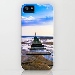 Crosby Pier iPhone Case