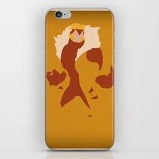 Victor Creed (Sabertooth) iPhone & iPod Skin