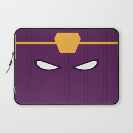 Baron Helmut Zemo Mask Laptop Sleeve
