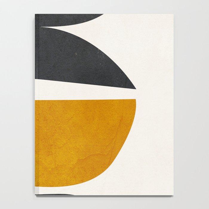 abstract minimal 23 Notebook