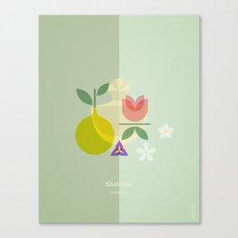 FRAGRANCES / Shalimar - GUERLAIN Canvas Print