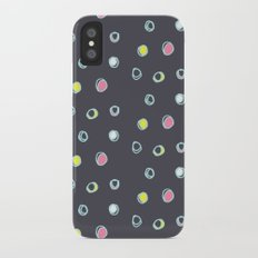 Rosewall buds iPhone X Slim Case