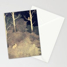 Winter Song Stationery Cards