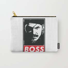 Big Boss - Metal Gear Solid Carry-All Pouch