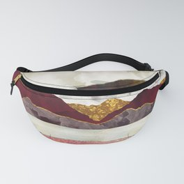 Melon Mountains Fanny Pack