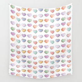 not your valentine. Wall Tapestry