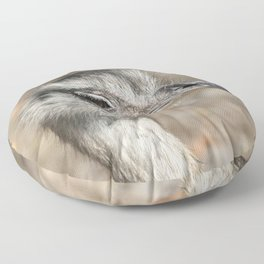 Common Rhea 001 Floor Pillow