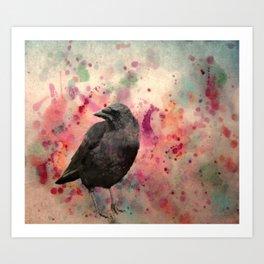 In Colors Art Print