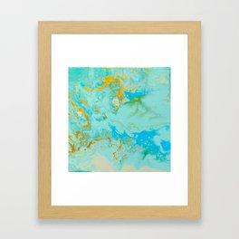 Aerial Journeys 1-Diptych Framed Art Print