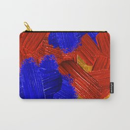 14 | Abstract Oil Digital Painting| 2106010 | Valourine Original Carry-All Pouch