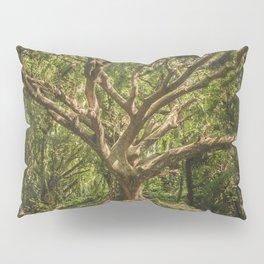 Spirits inside the wood Pillow Sham