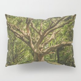 Spirits inside the wood Pillow Sham