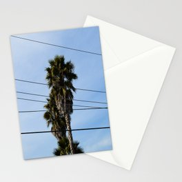 Lines and Palms Stationery Cards
