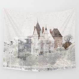 - cast - Wall Tapestry