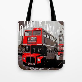 City-Art LONDON Westminster Tote Bag
