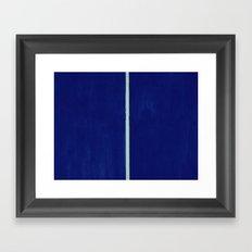 Onement VI Framed Art Print
