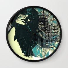 windy Wall Clock