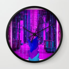 You are the only one stopping you Wall Clock