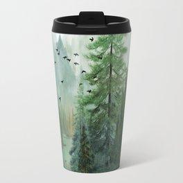 Mountain Morning 2 Travel Mug