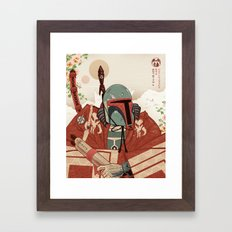 The Bounty And The Smuggler Framed Art Print