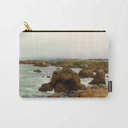 Rocky coastline Carry-All Pouch