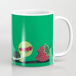 Strawberry Turtle Coffee Mug
