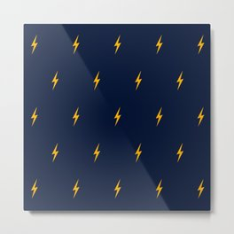 Thunderbolts Metal Print