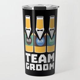 Team Groom Beerbottles Bqf18 Travel Mug