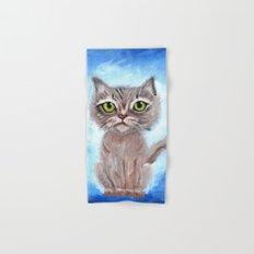 Kitty Kitty Hand & Bath Towel