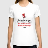 dr seuss T-shirts featuring The Dr.'s Advice. by Travellustrator