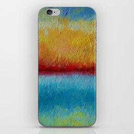 Impressionist Landscape iPhone Skin