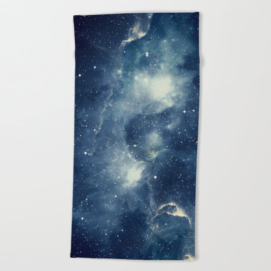 Galaxy Next Door Beach Towel