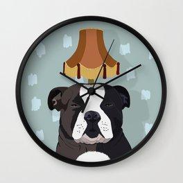 Human humor sucks. Seriously. Wall Clock