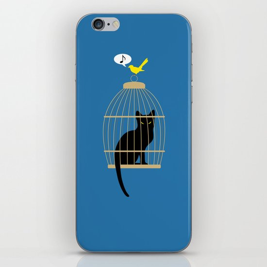 Revenge is Tweet iPhone & iPod Skin
