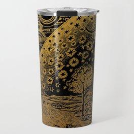 Antique Astronomy Illustration Travel Mug