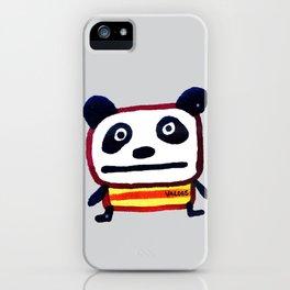 Hey Panda iPhone Case