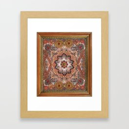 Afternoon in Florence Framed Art Print